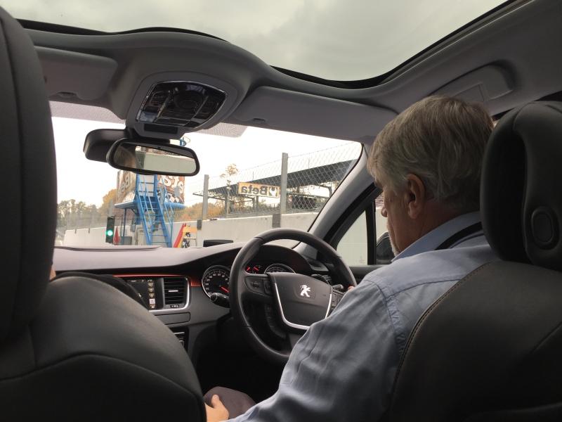 Smart Mobility World 2015, Autodromo Monza